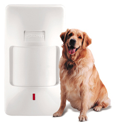 sensor infra pet